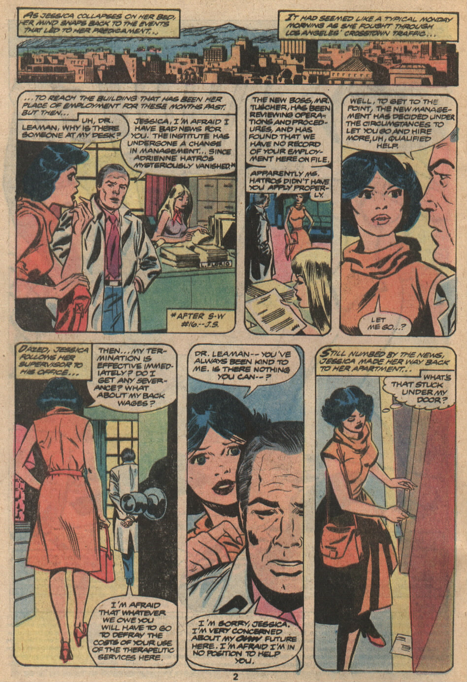 Spider-Woman (1978) Issue #20 #20 - English 3