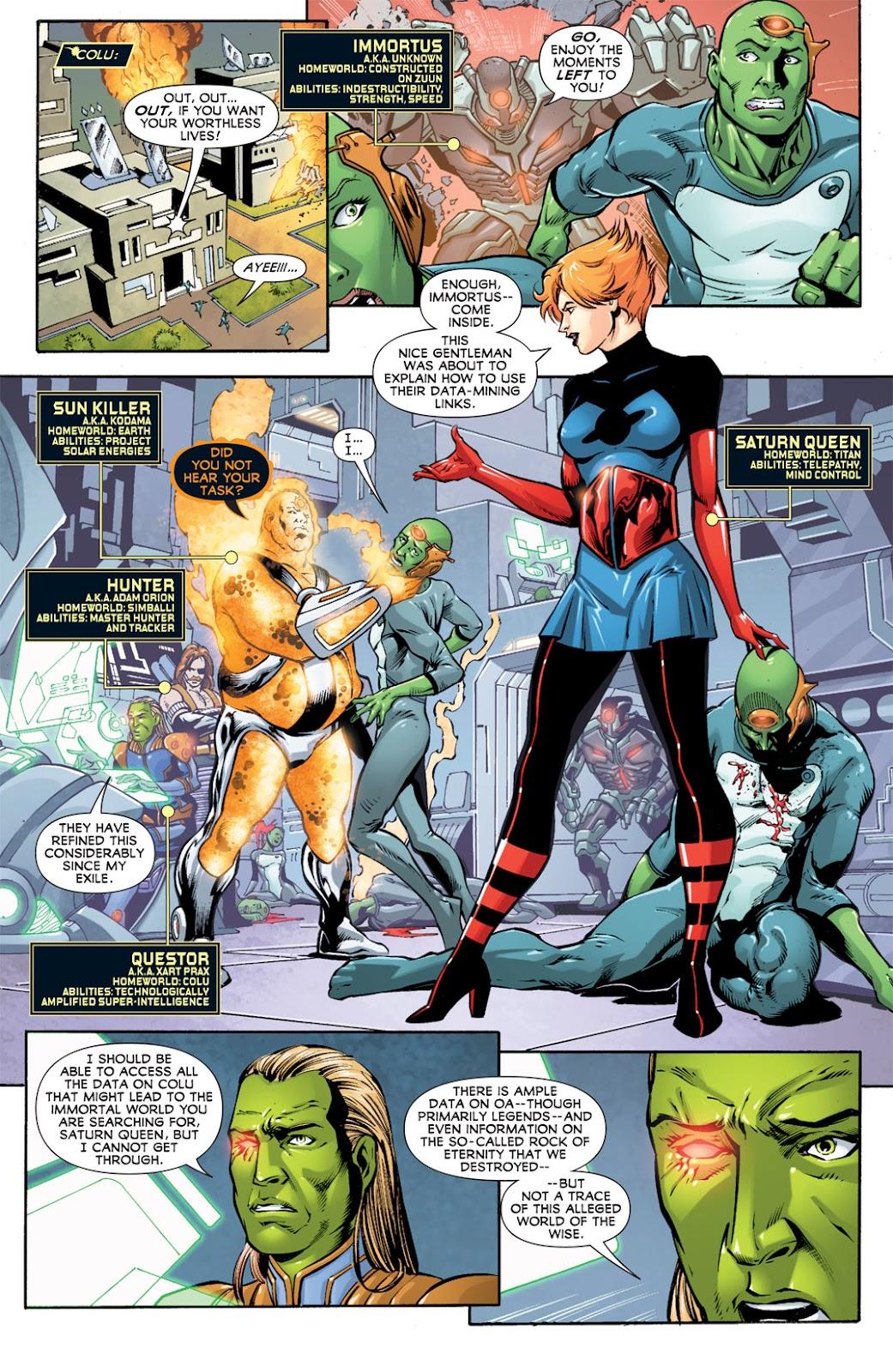 Legion of Super-Heroes (2010) Issue #12 #13 - English 9