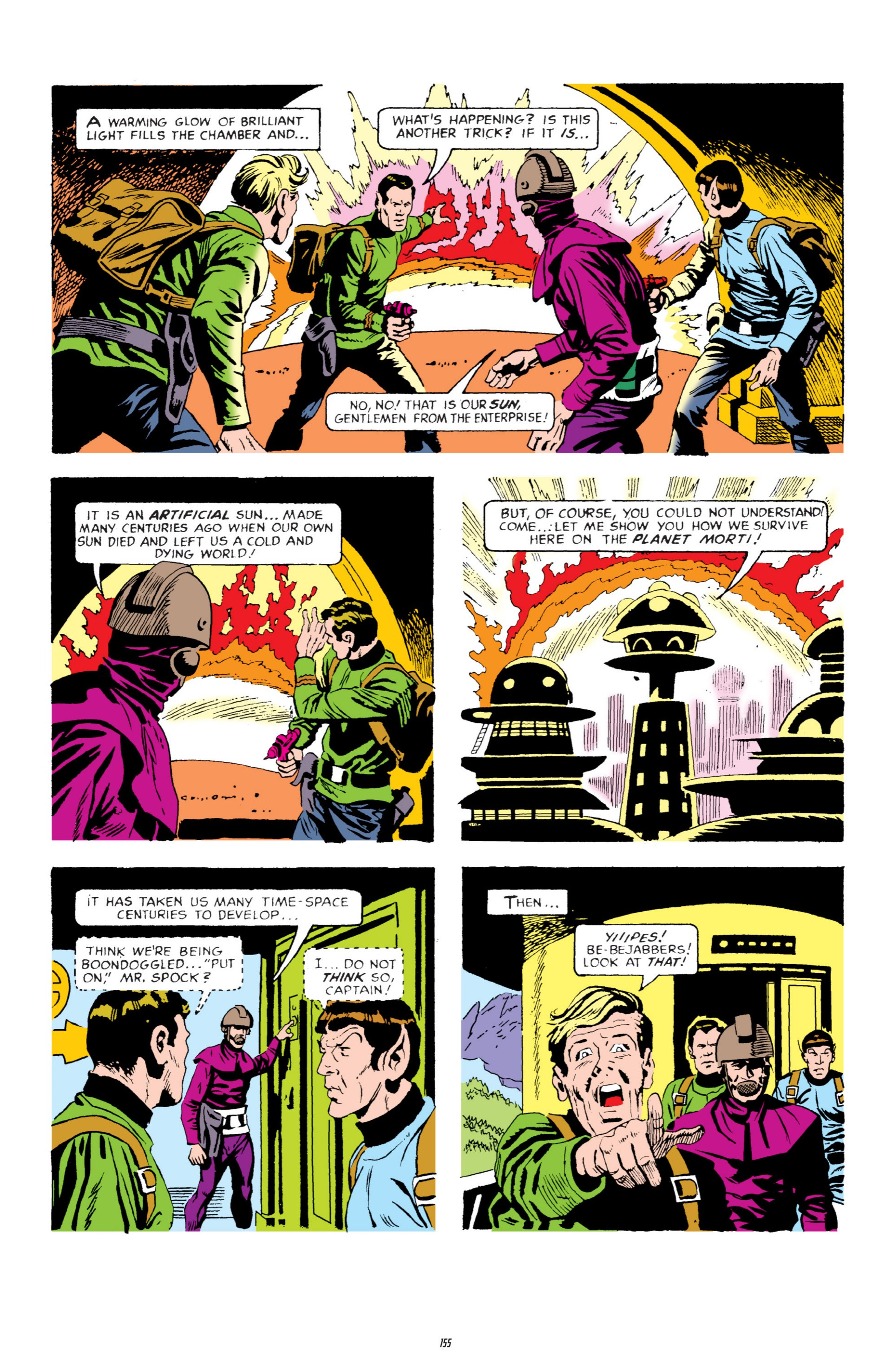 Star Trek Archives #TPB_1 #14 - English 156