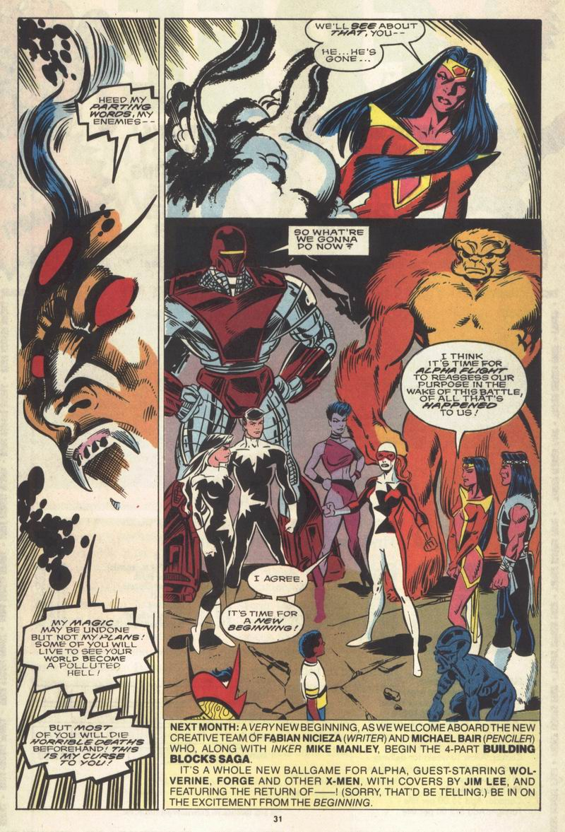 Alpha Flight (1983) 86 Page 25