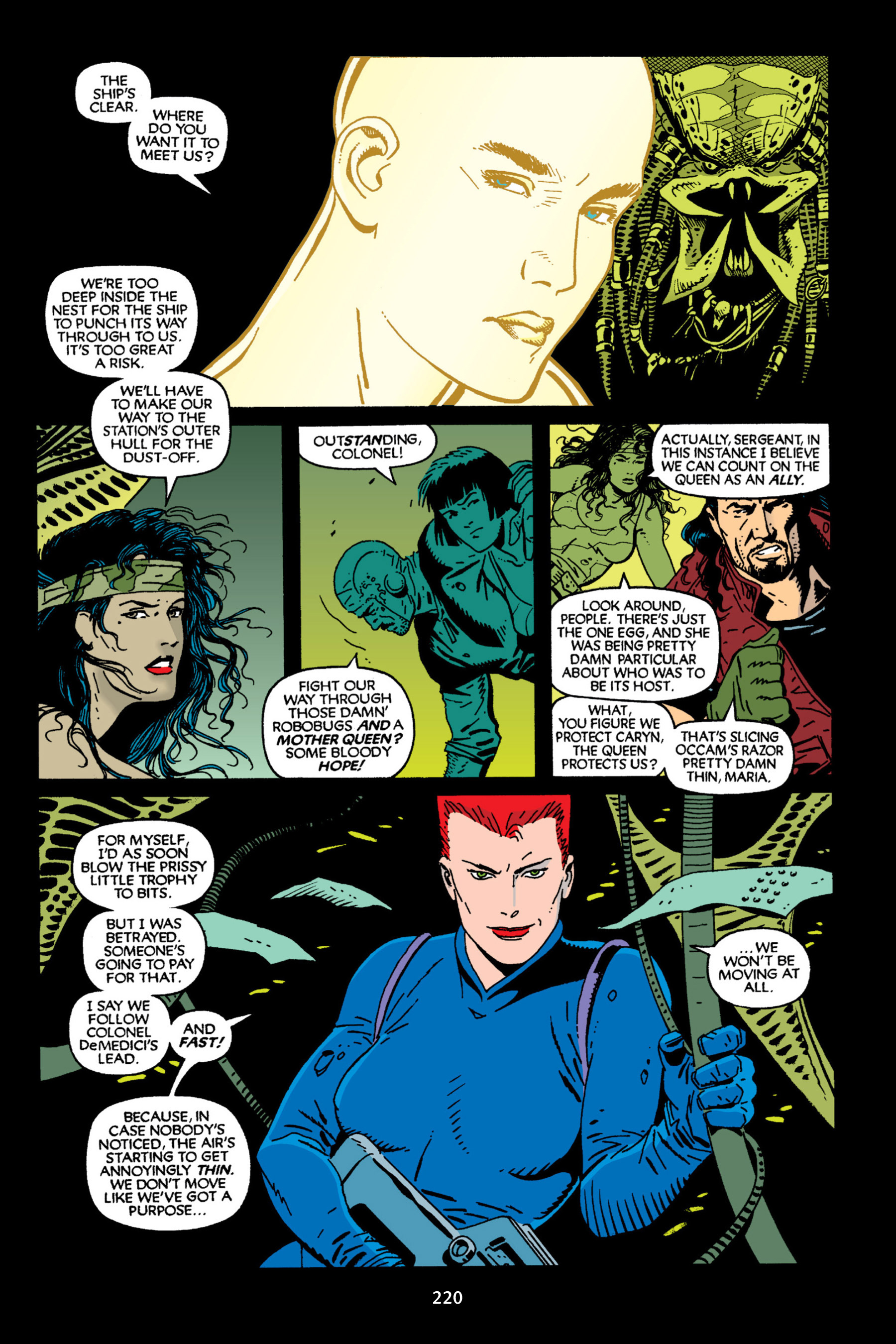 Aliens vs. Predator Omnibus _TPB_2_Part_2 Page 106