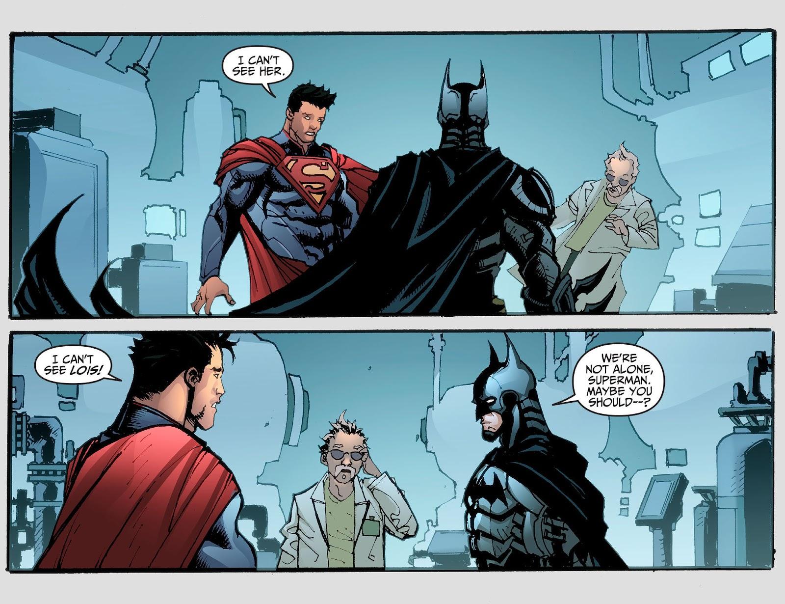 Injustice: Gods Among Us [I] Issue #2 #3 - English 7