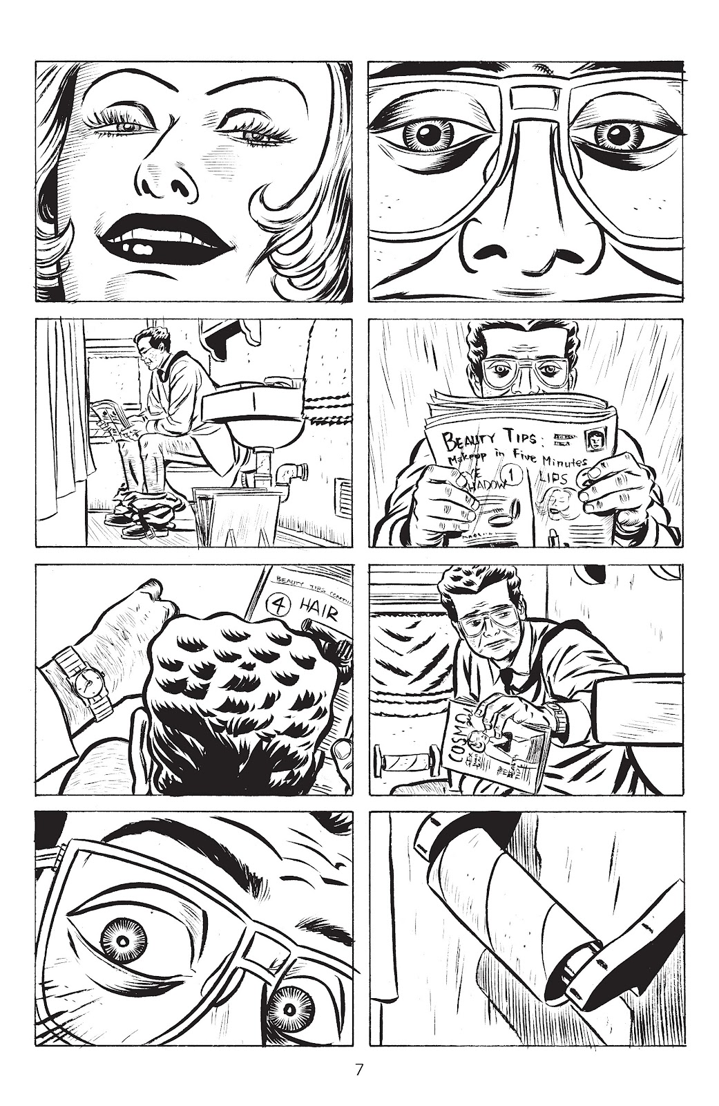 Stray Bullets Issue #40 #40 - English 9