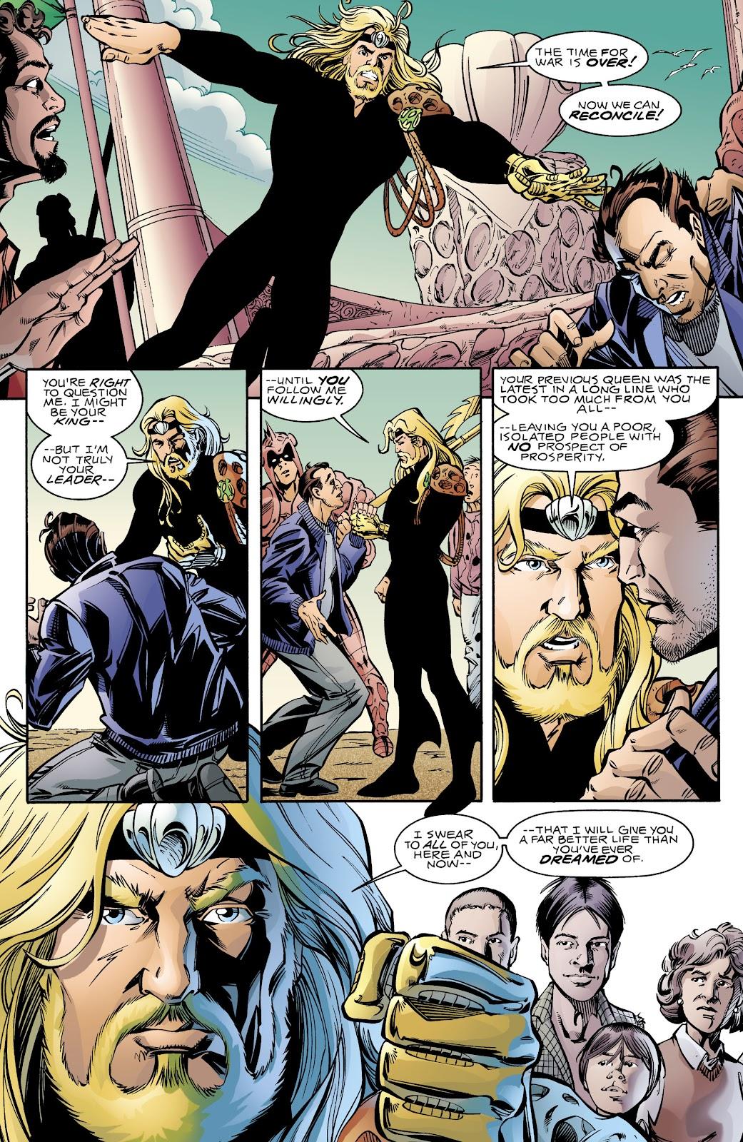 Aquaman (1994) Issue #70 #76 - English 6