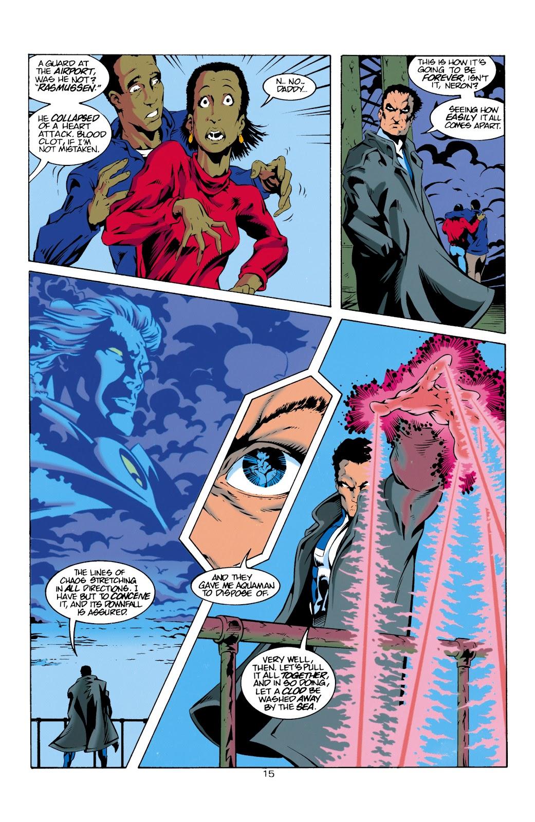 Aquaman (1994) Issue #14 #20 - English 16