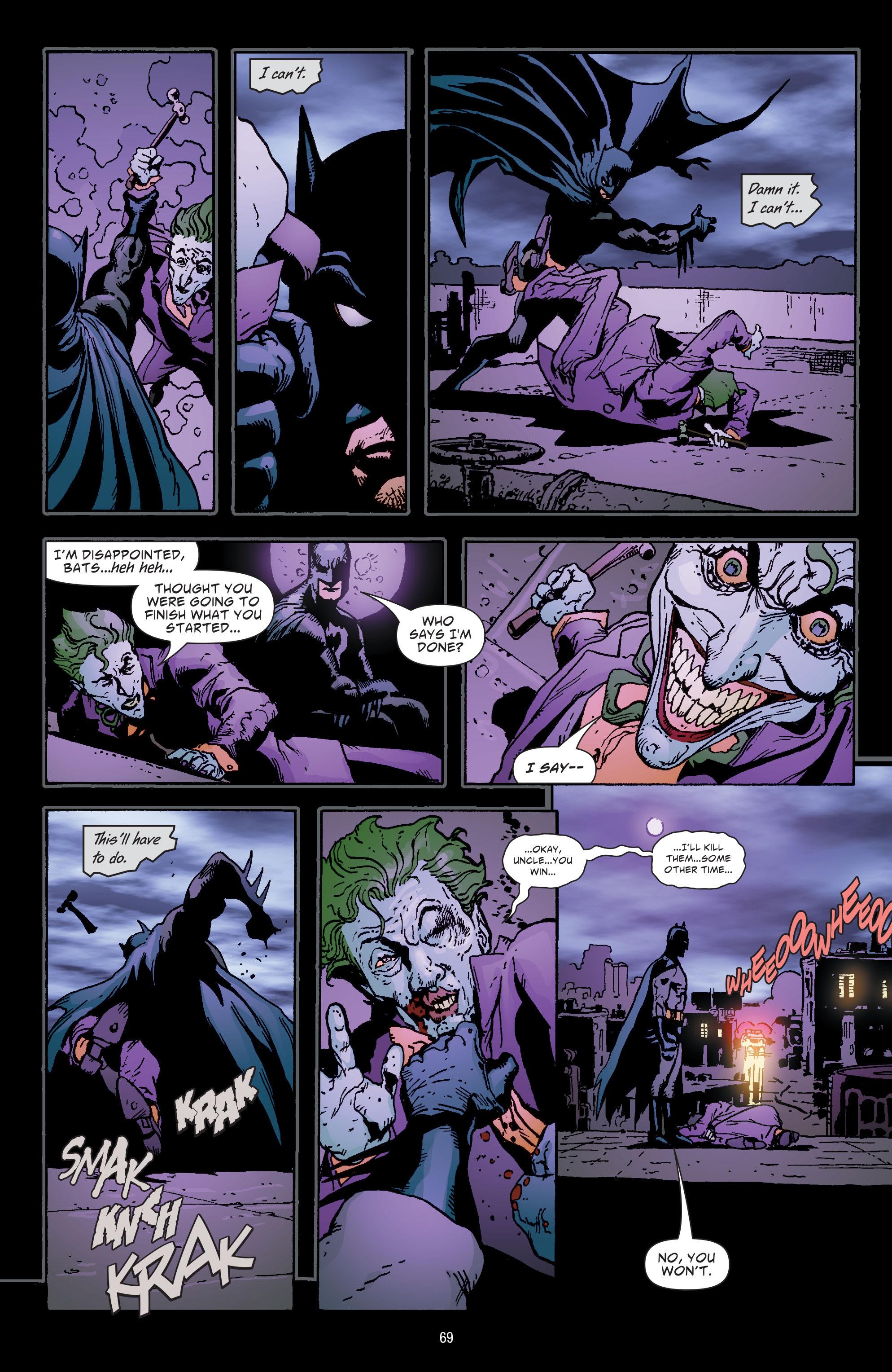 Batman: The Man Who Laughs chap 1 pic 70