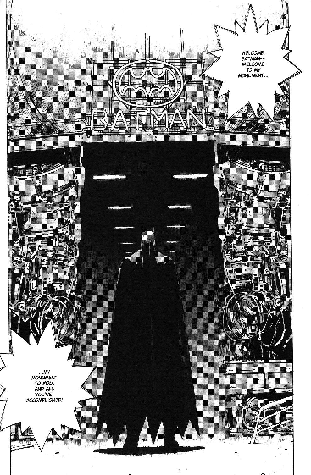 Read online Batman: Child of Dreams comic -  Issue # Full - 263