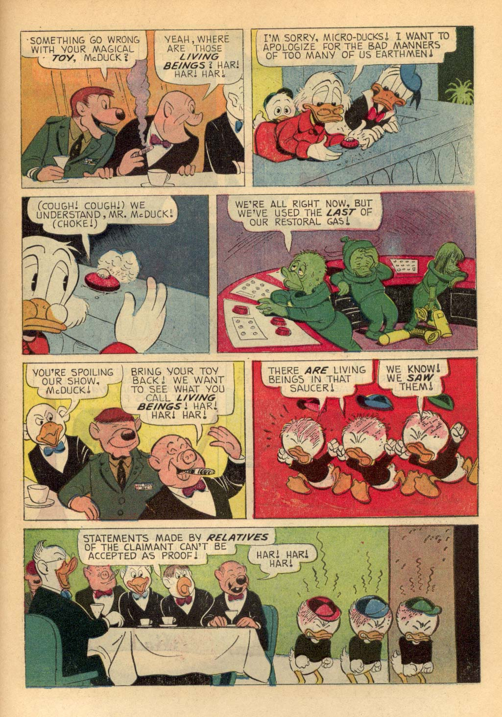 Uncle Scrooge (1953) Issue #65 #65 - English 25