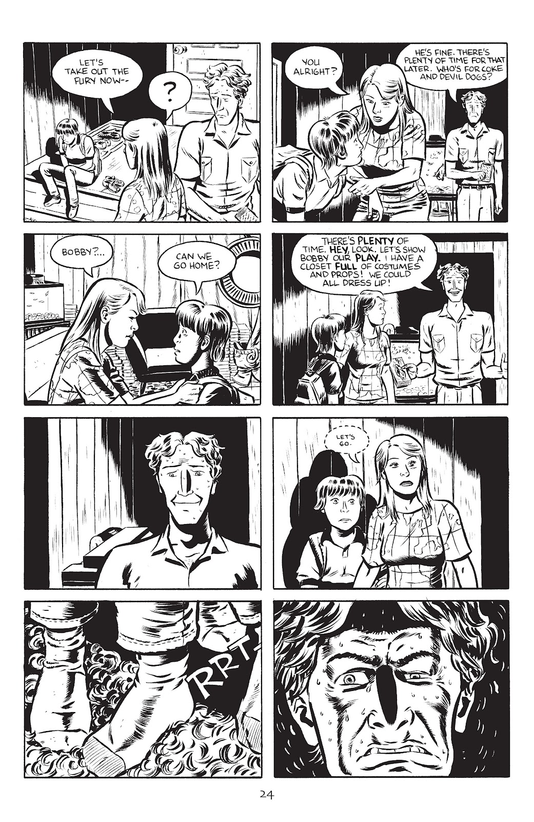 Stray Bullets Issue #25 #25 - English 26