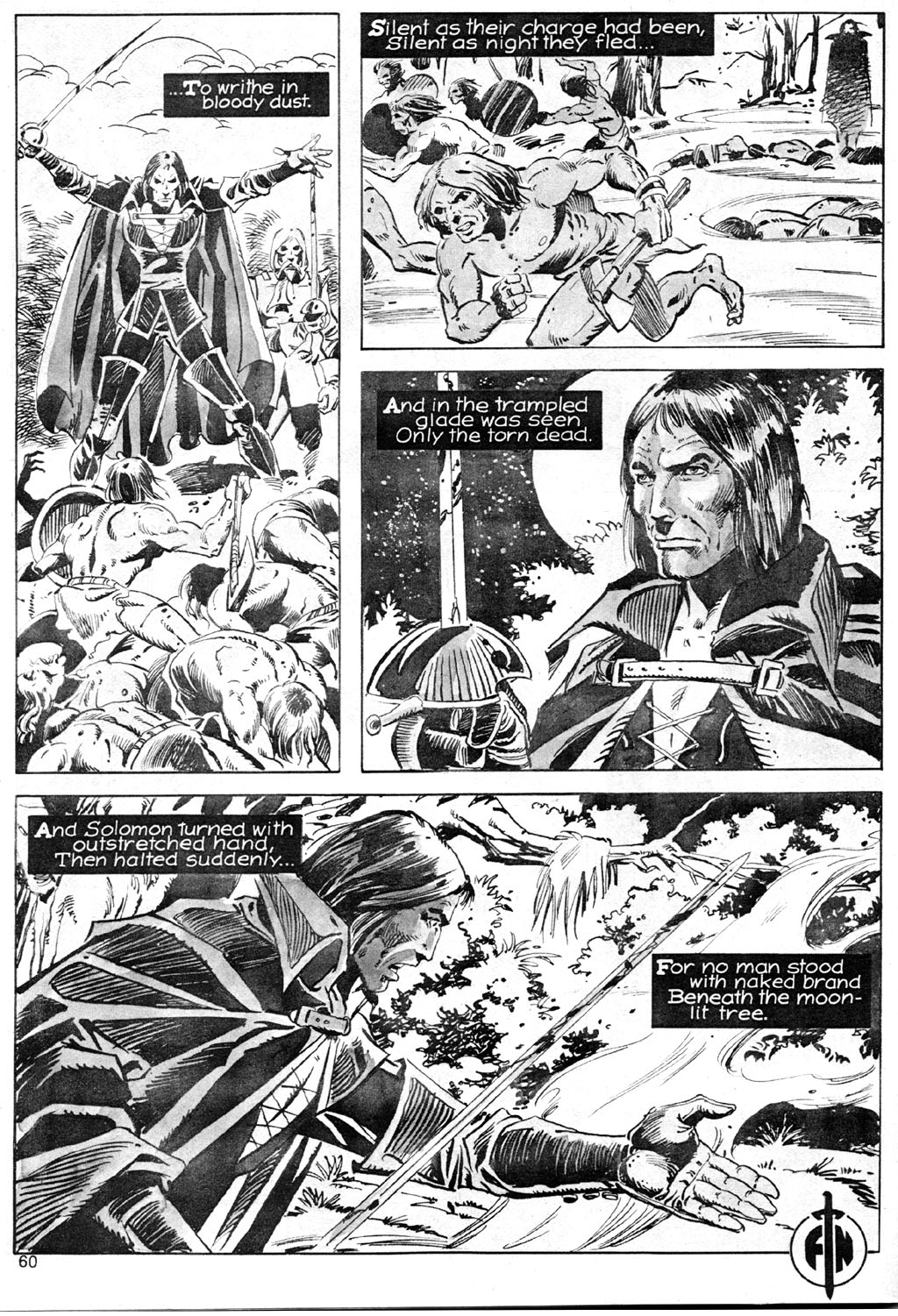 The Savage Sword Of Conan Issue #41 #42 - English 60