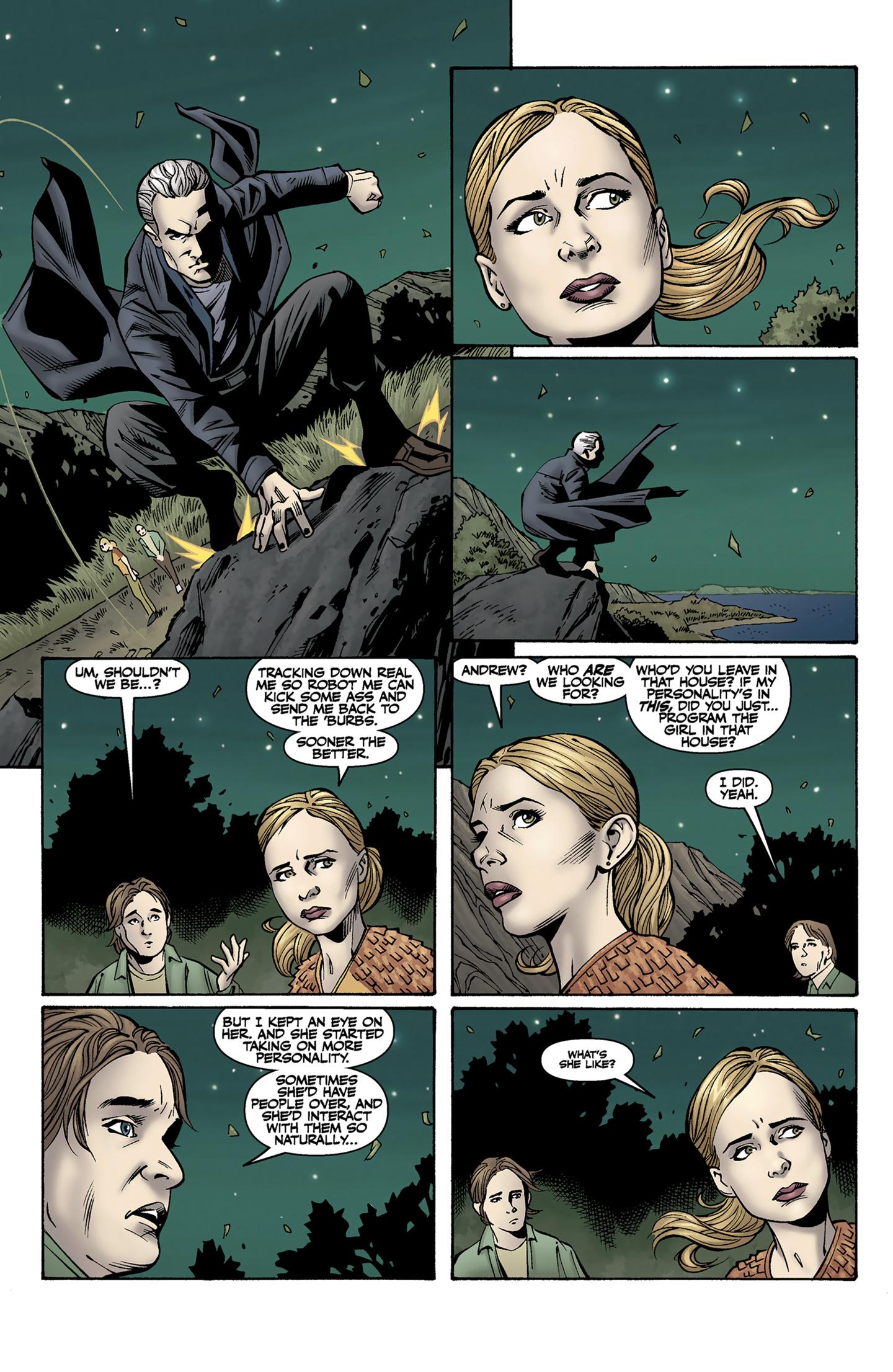 Read online Buffy the Vampire Slayer Season Nine comic -  Issue #9 - 21