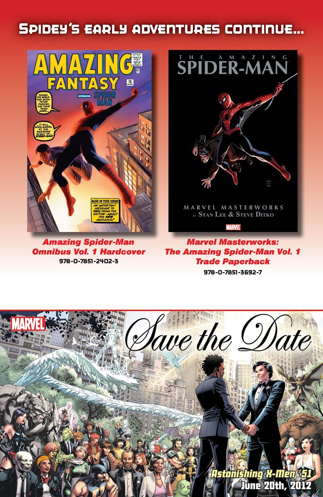 Amazing Fantasy #15: Spider-Man! Full #1 - English 41