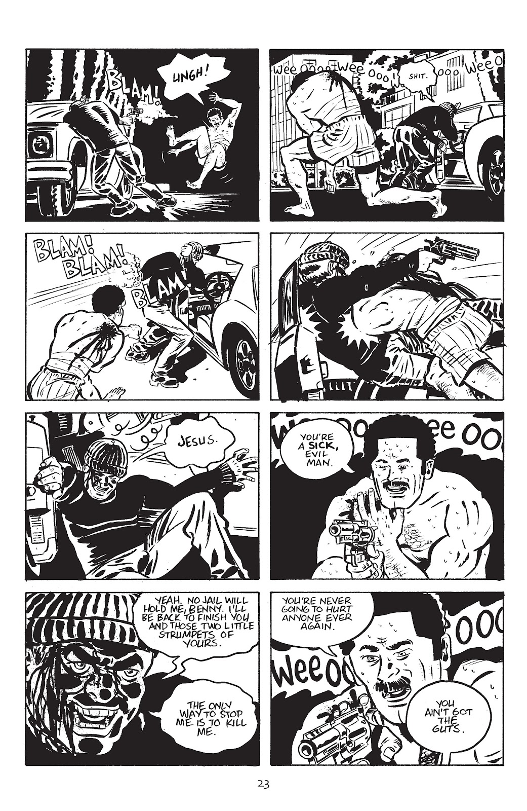 Stray Bullets Issue #21 #21 - English 25