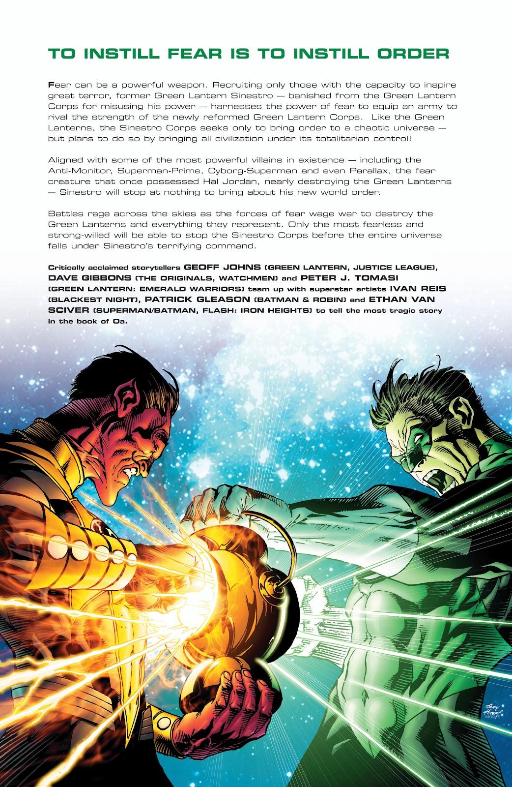 Green Lantern: The Sinestro Corps War Full #1 - English 315