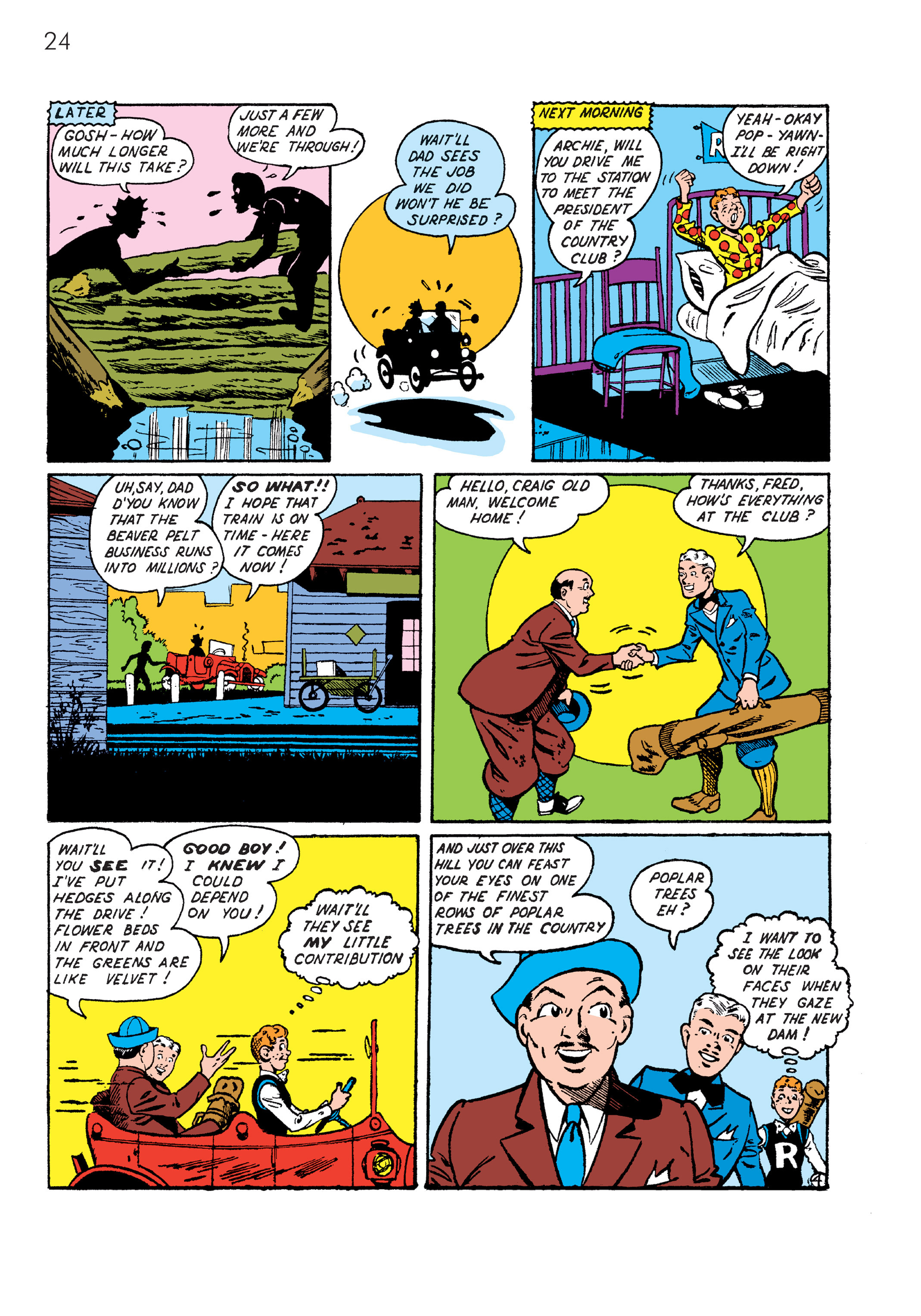 Read online The Best of Archie Comics comic -  Issue # TPB 4 (Part 1) - 25