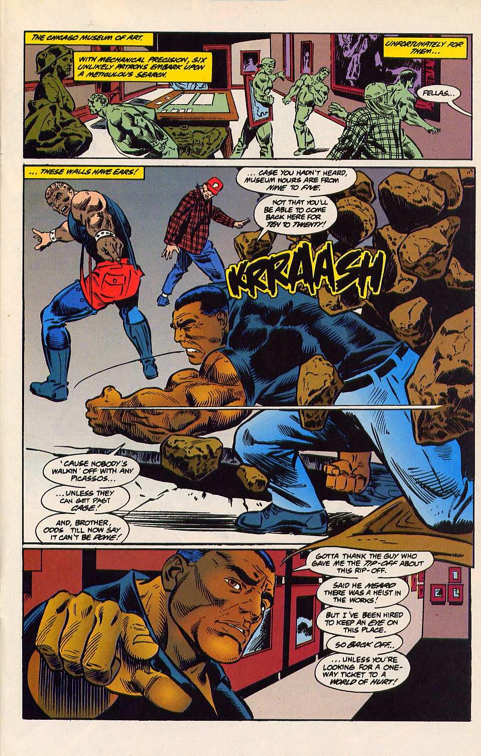 Read online Secret Defenders comic -  Issue #15 - 12