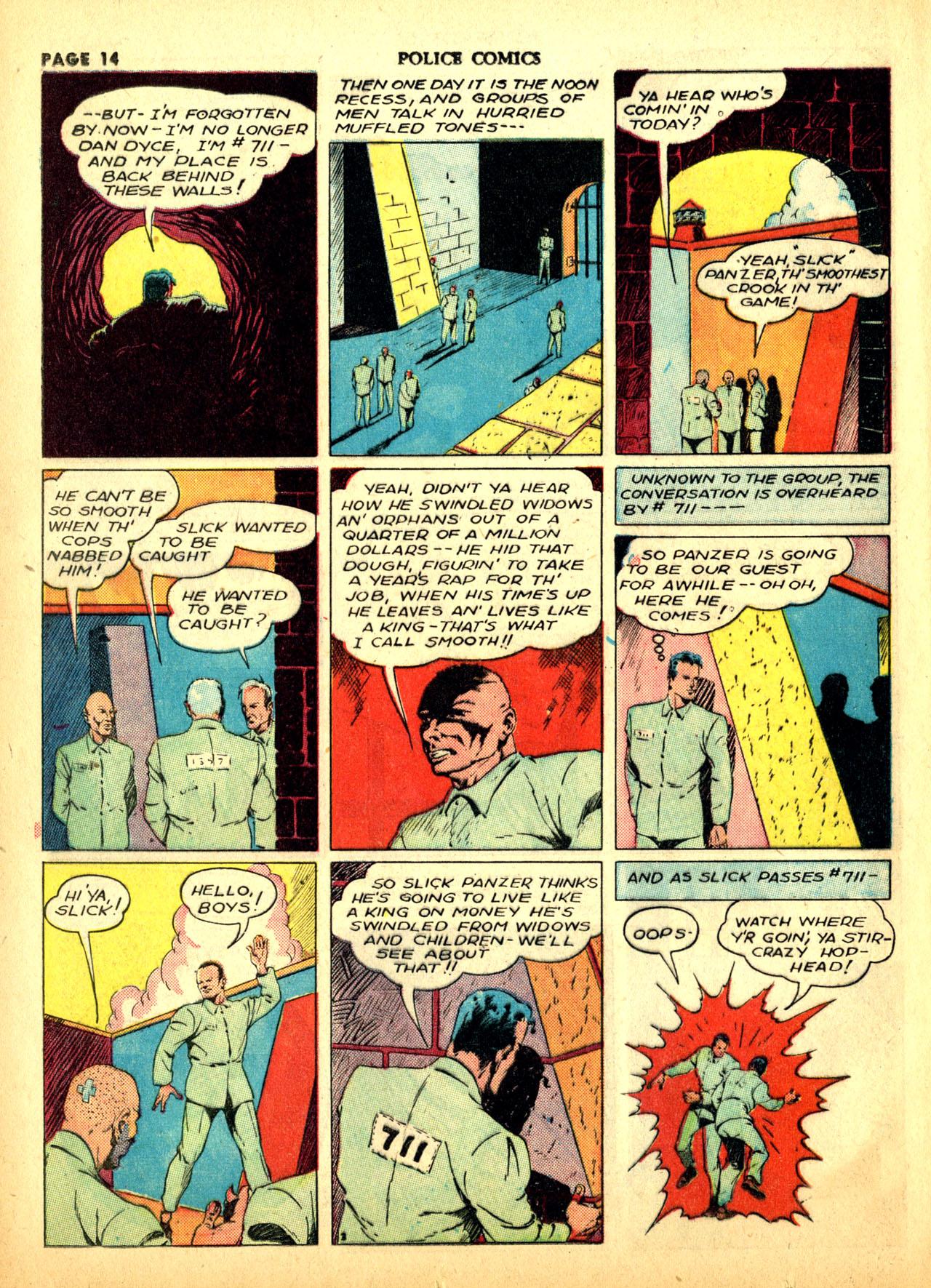 Police Comics #1 #127 - English 17