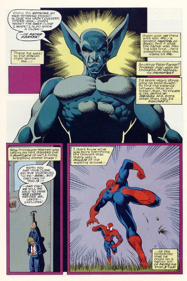Read online Spider-Man: The Lost Years comic -  Issue #0 - 33