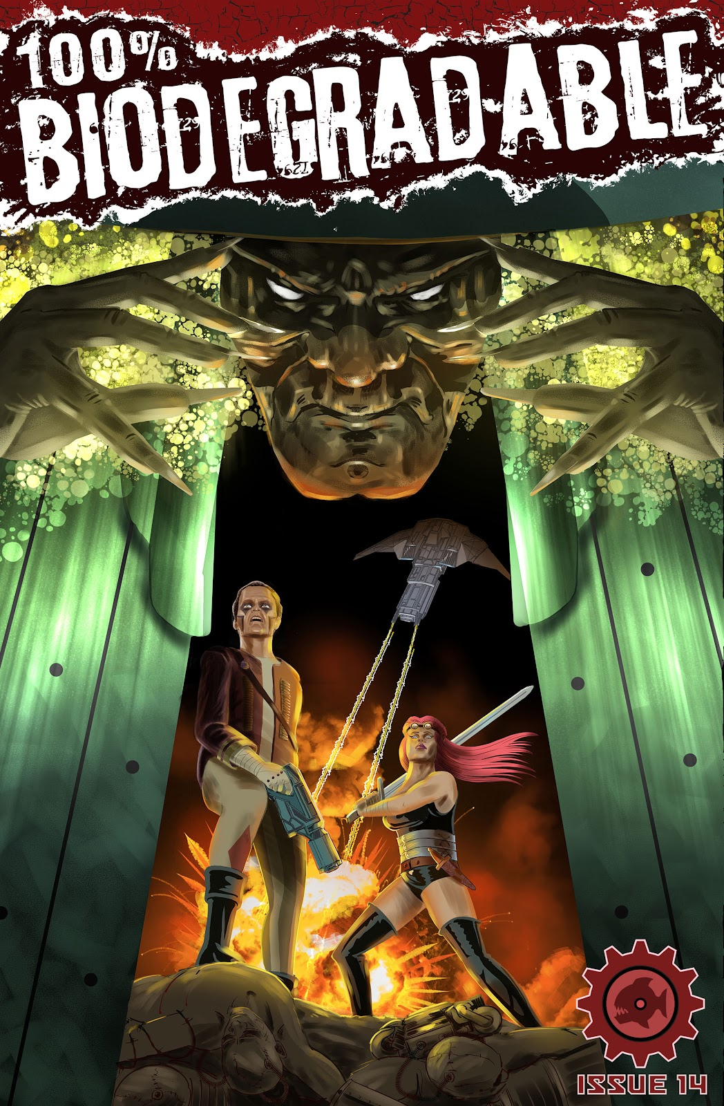 100% Biodegradable Issue #14 #14 - English 1