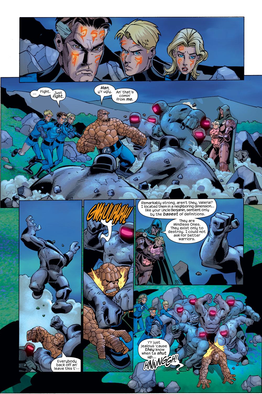 Fantastic Four (1998) #70 #74 - English 12