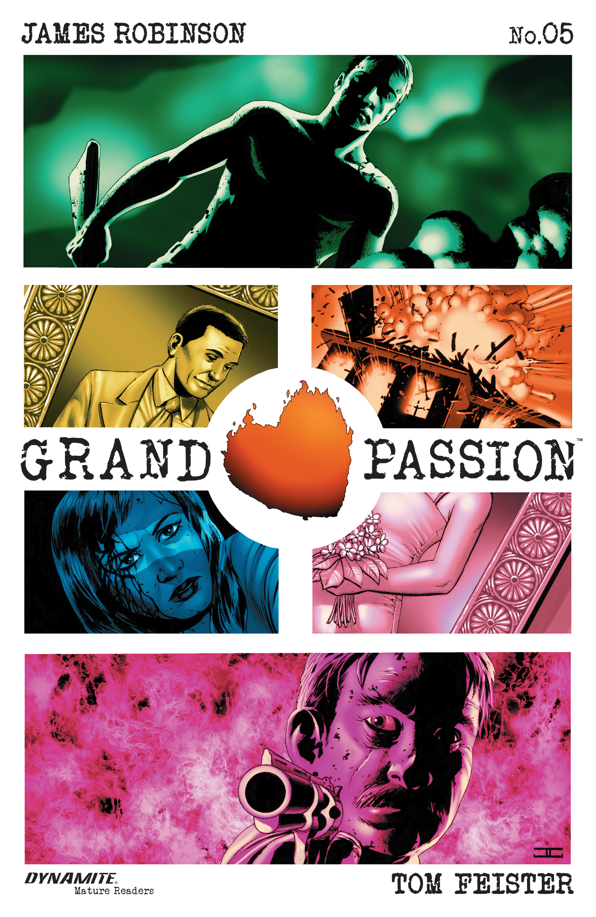 Grand Passion issue 5 - Page 1
