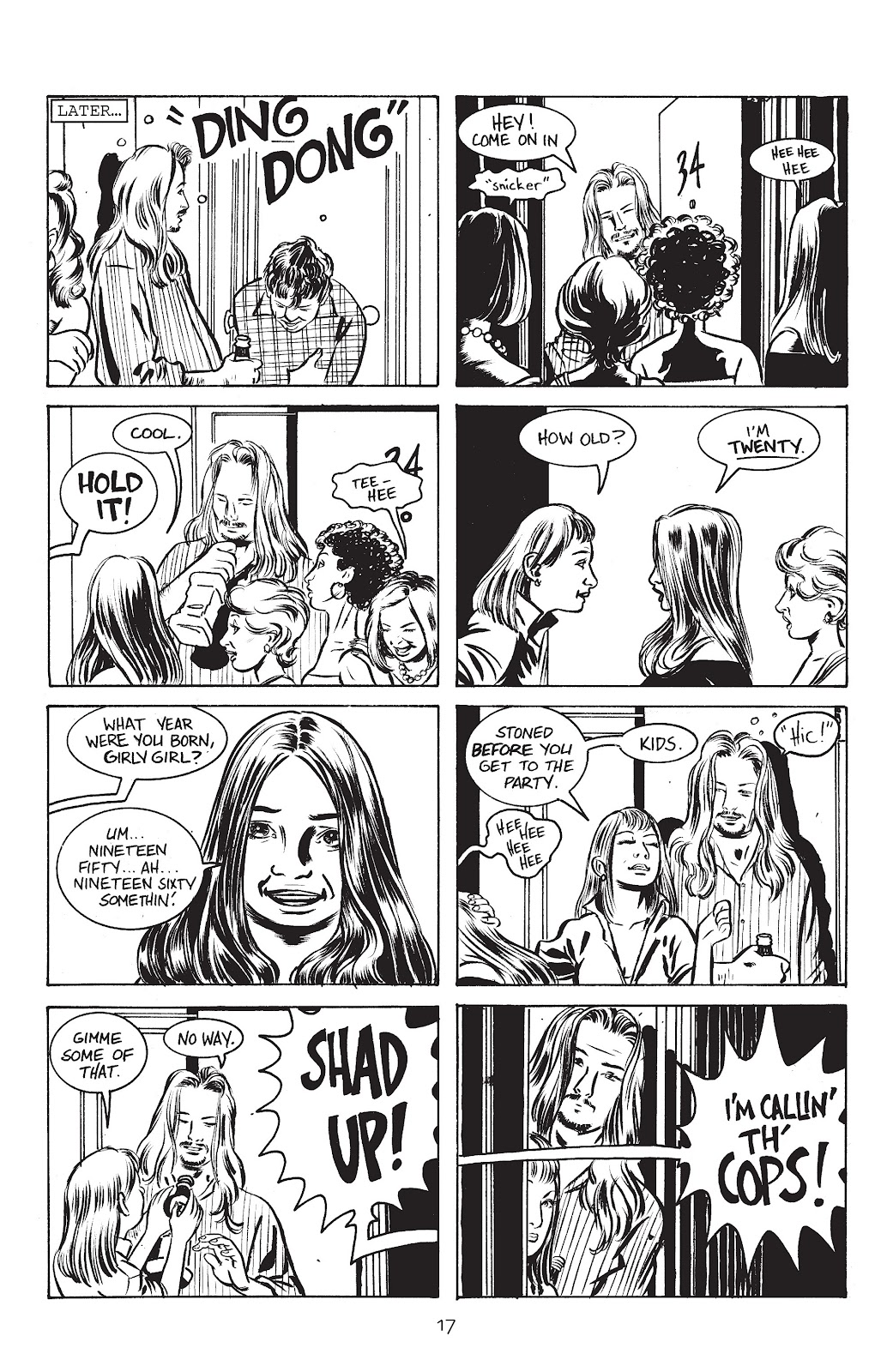 Stray Bullets Issue #3 #3 - English 19