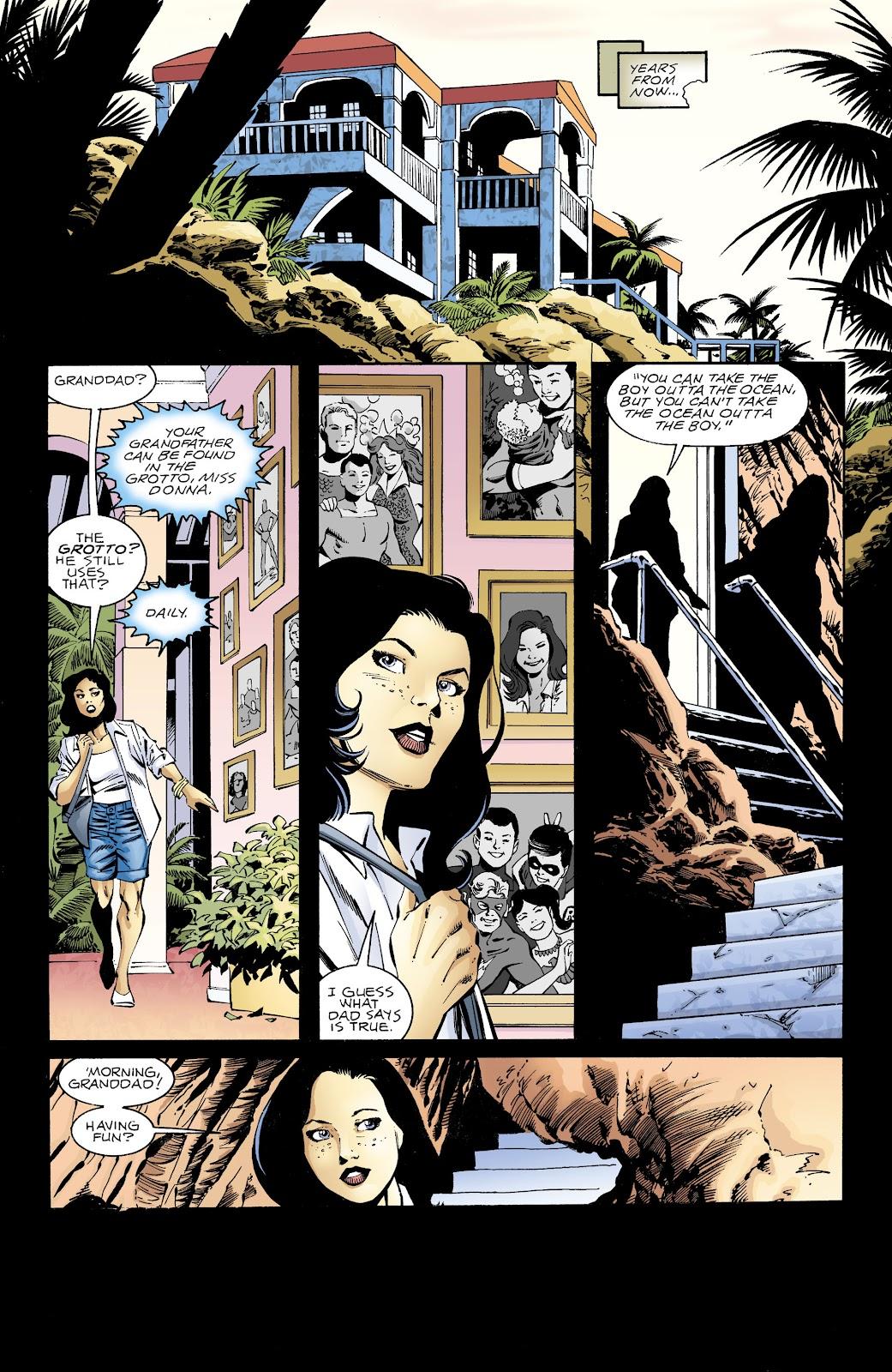 Aquaman (1994) Issue #67 #73 - English 2
