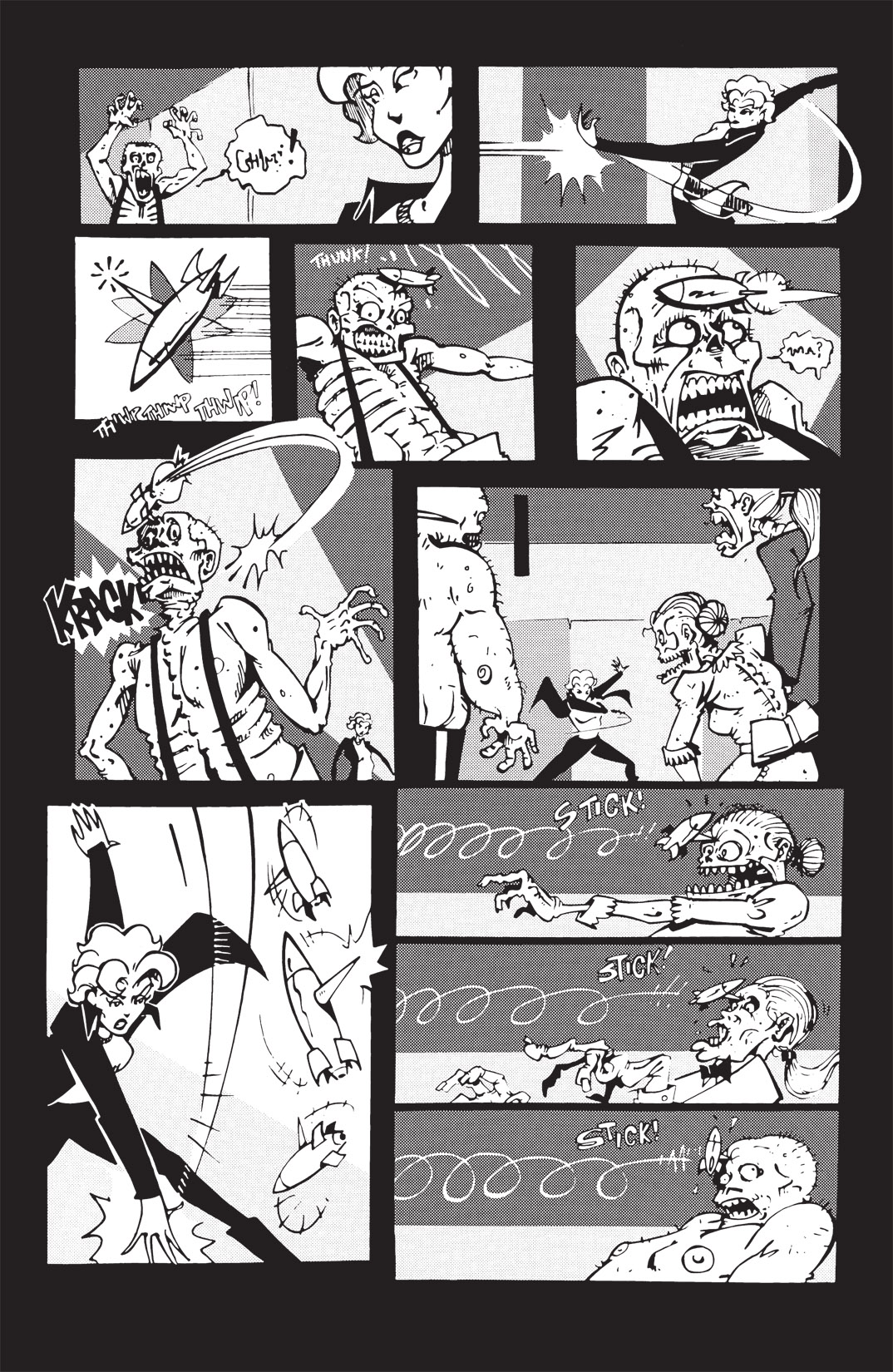 Read online Scud: The Disposable Assassin: The Whole Shebang comic -  Issue # TPB (Part 2) - 206