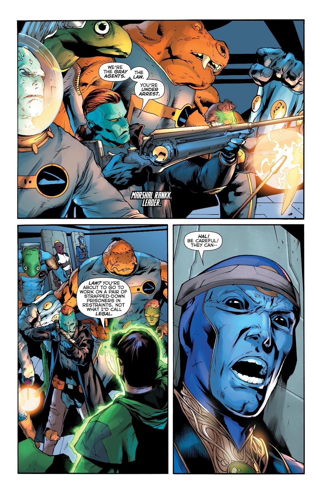 Green Lantern (2011) Issue #52 #61 - English 5