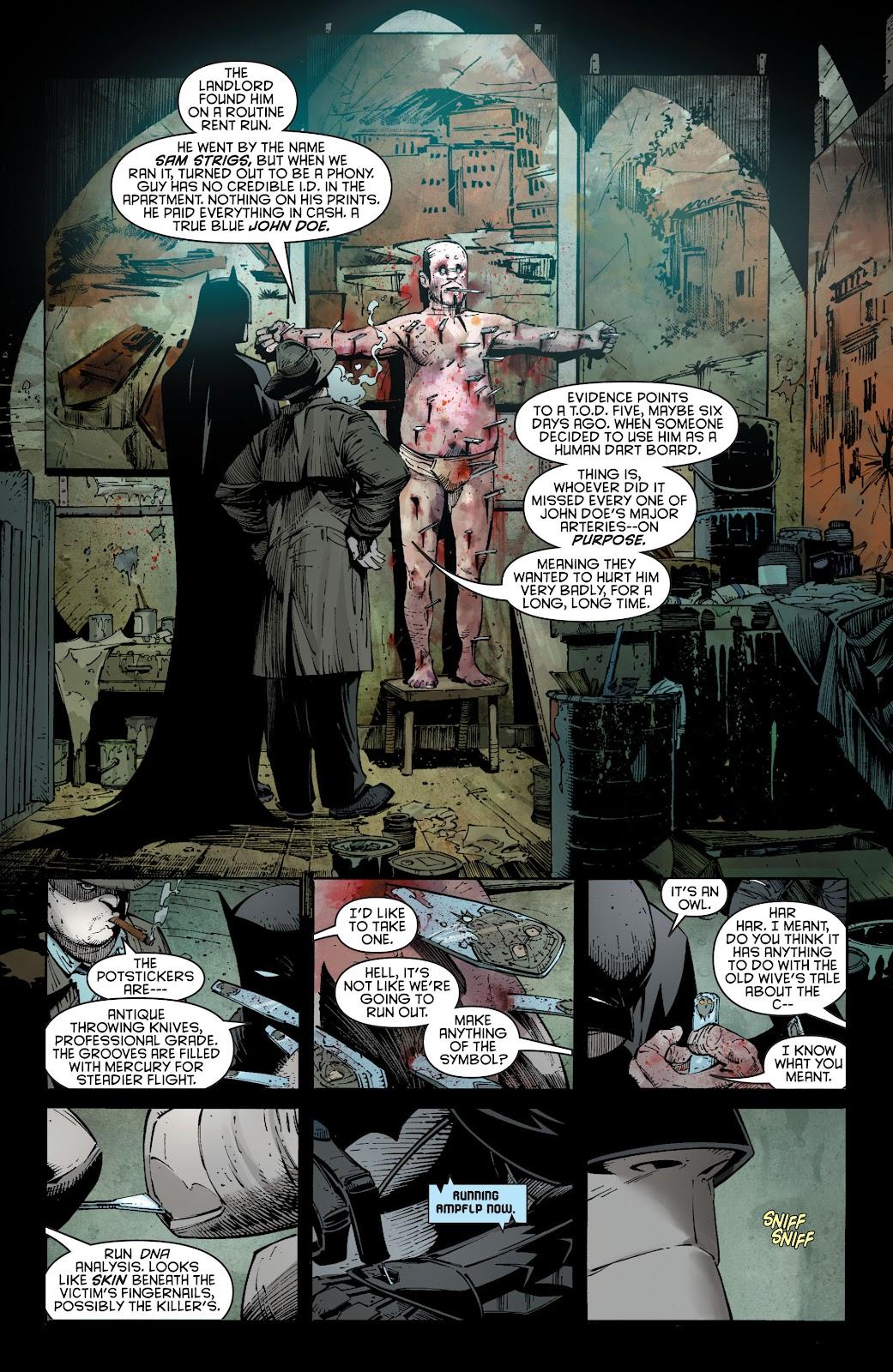 Batman (2011) Issue #1 #16 - English 20