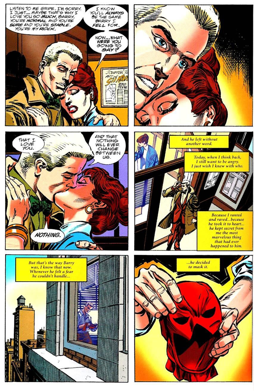 Read online The Life Story of the Flash comic -  Issue # Full - 26