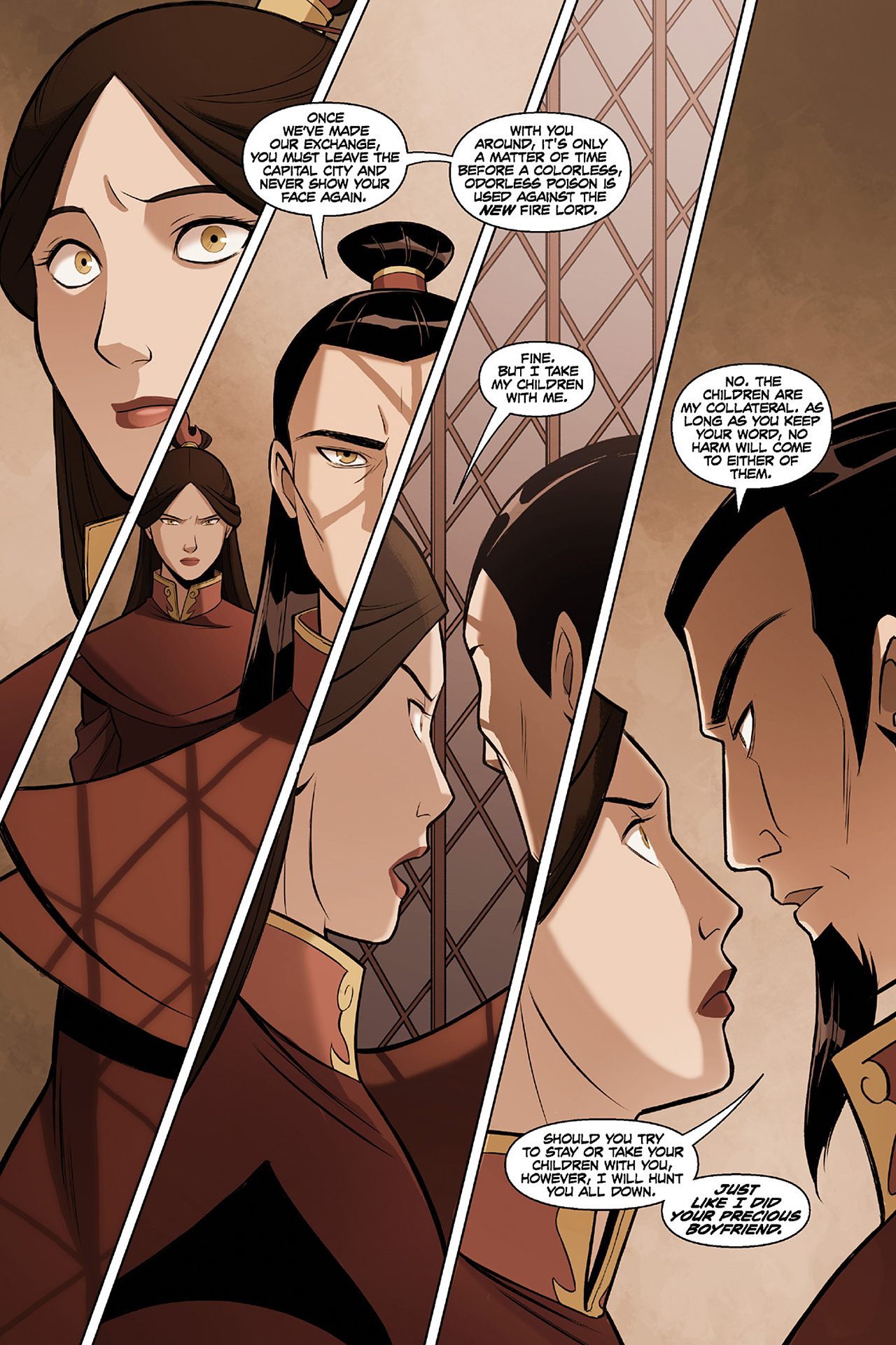 Read online Nickelodeon Avatar: The Last Airbender - The Search comic -  Issue # Part 2 - 42