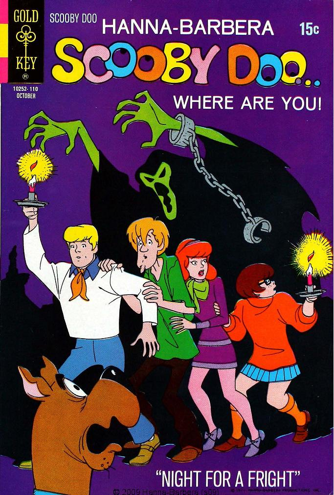 Read online Scooby-Doo... Where Are You! (1970) comic -  Issue #8 - 1
