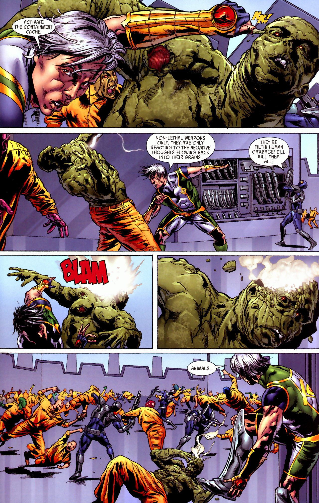 Read online Secret Invasion: Who Do You Trust? comic -  Issue # Full - 34
