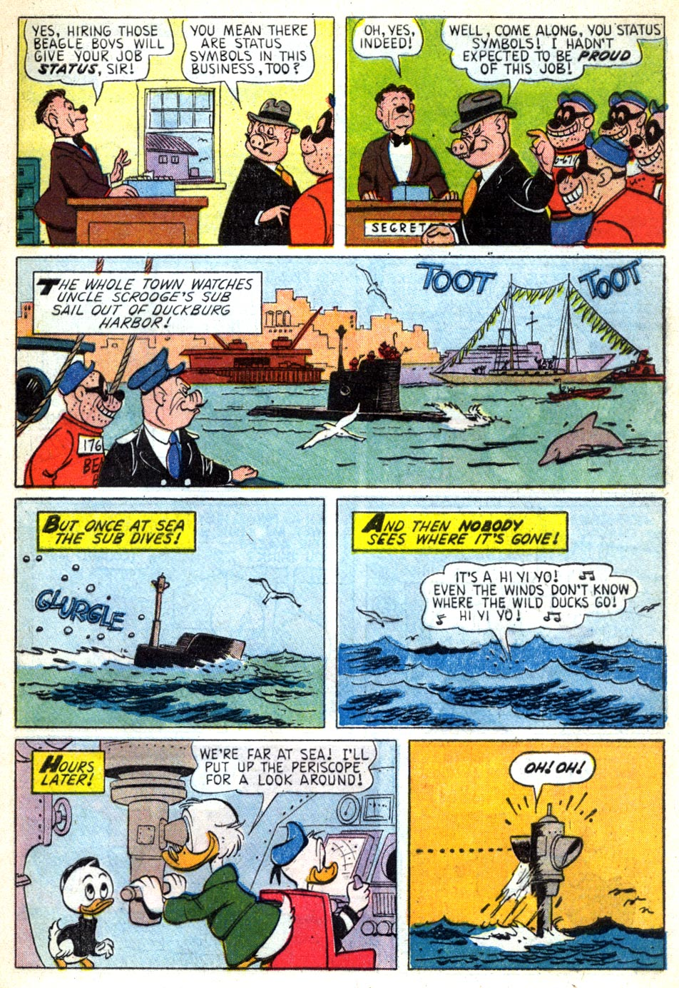 Uncle Scrooge (1953) Issue #41 #41 - English 9