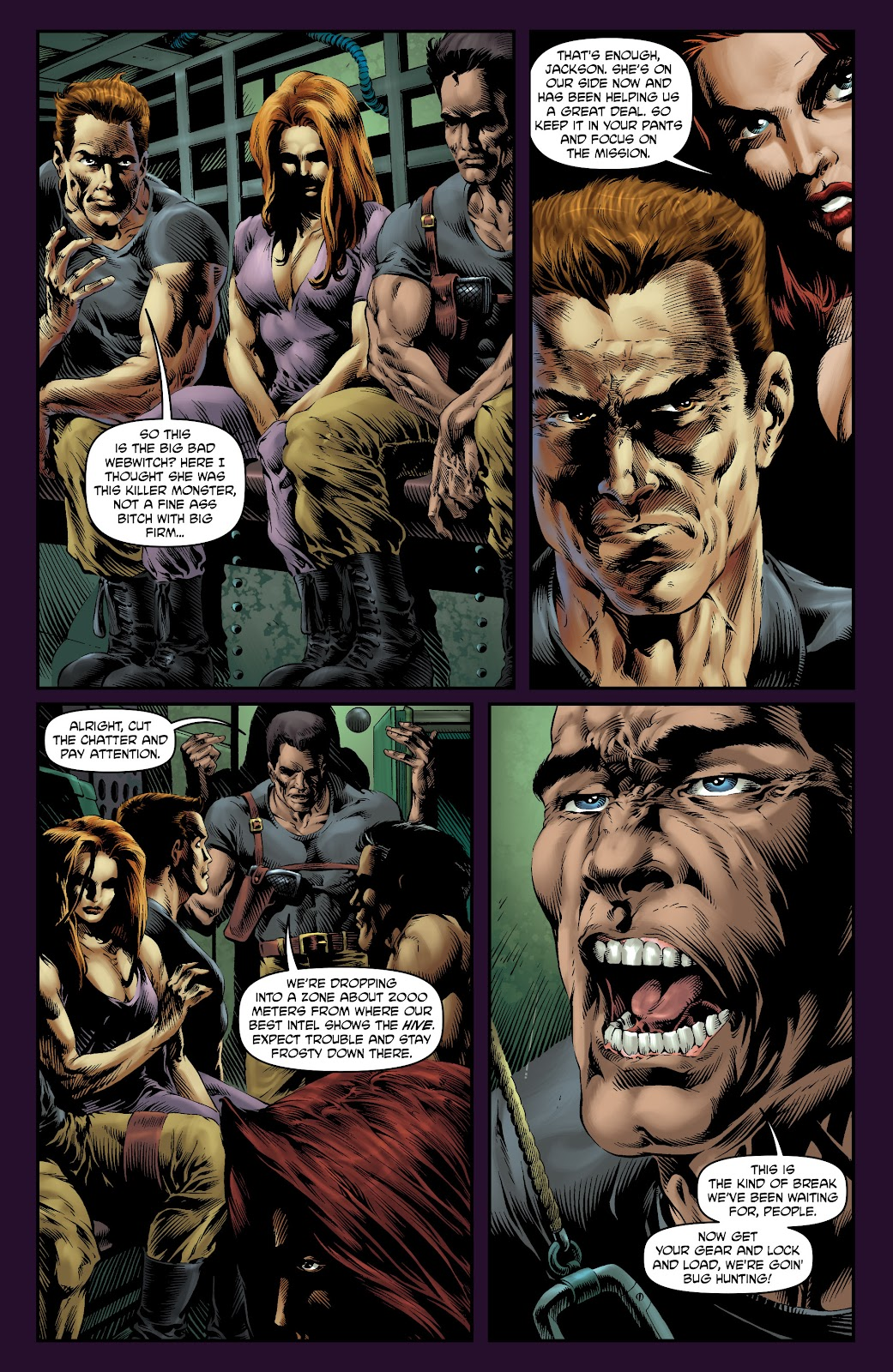 Webwitch (2015) Issue #3 #3 - English 23
