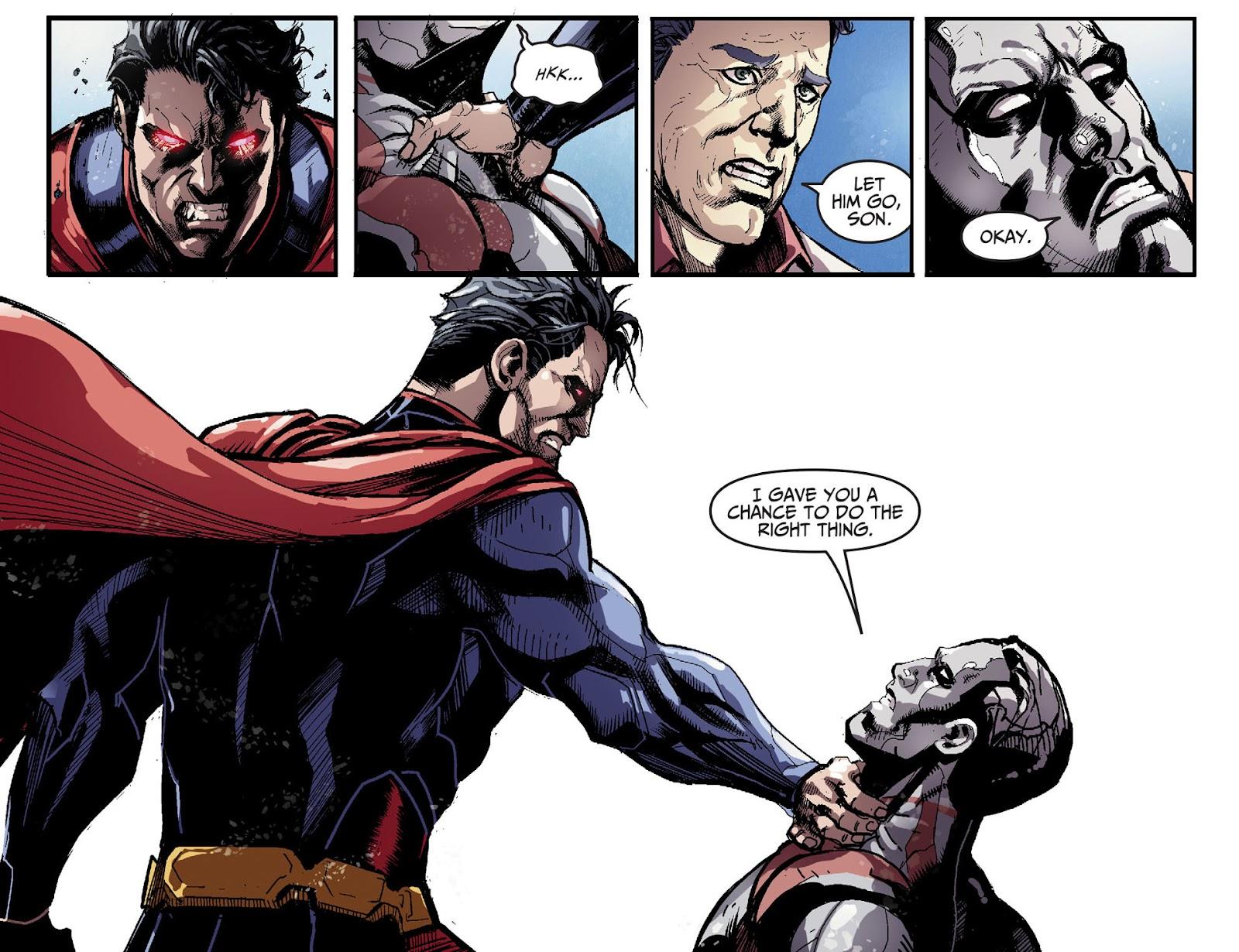 Injustice: Gods Among Us [I] Issue #32 #33 - English 4