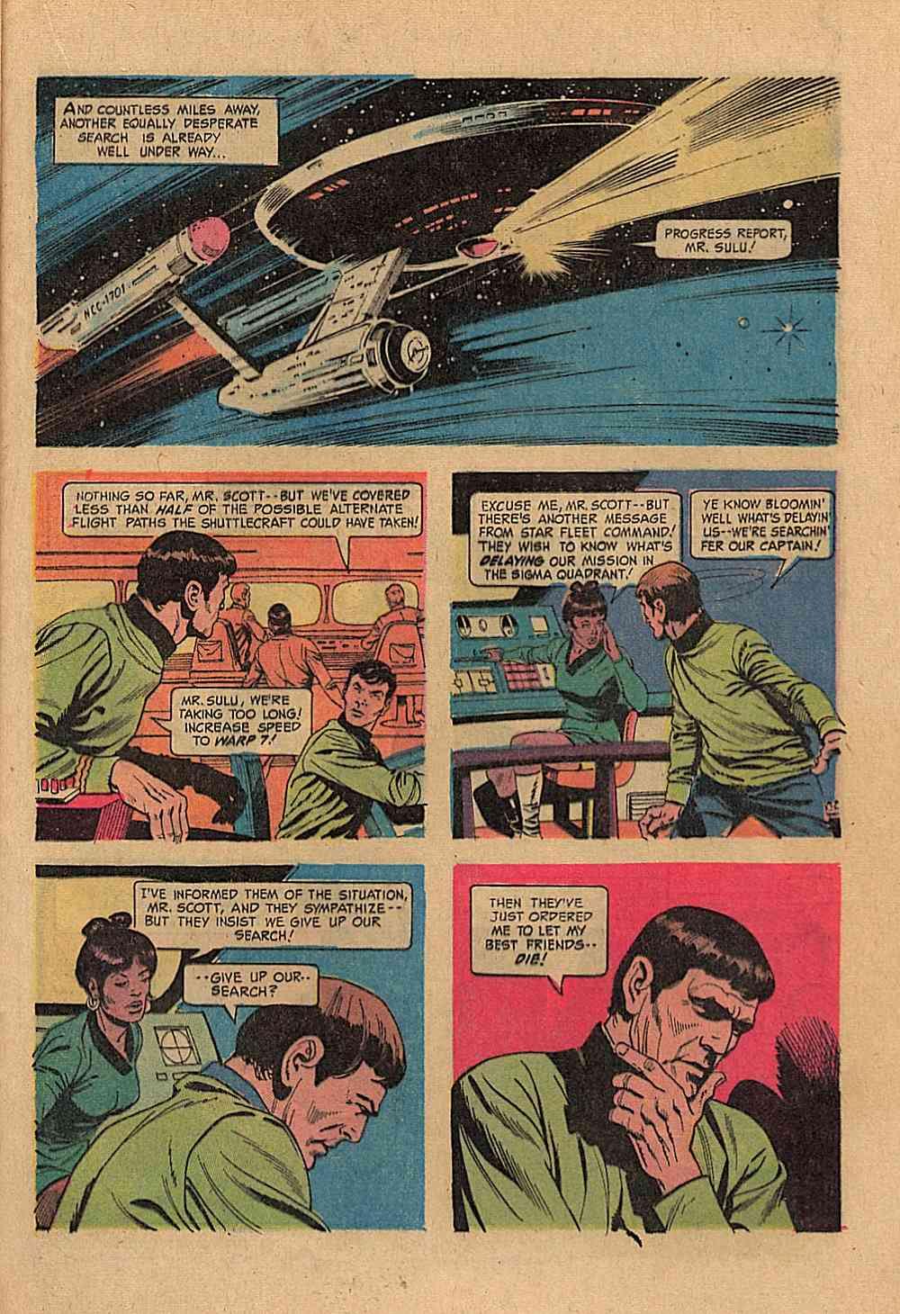 Star Trek (1967) Issue #16 #16 - English 16