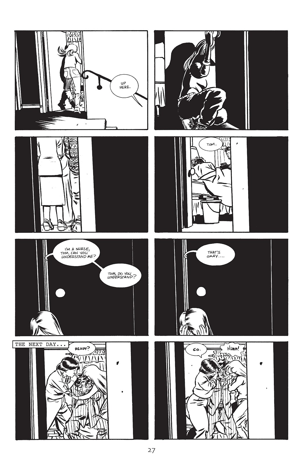 Stray Bullets Issue #7 #7 - English 29