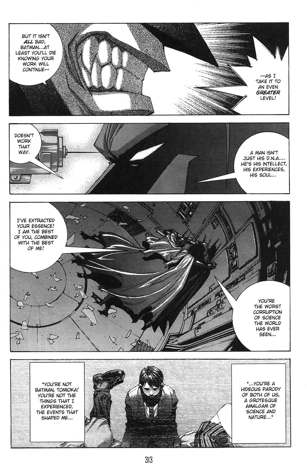 Read online Batman: Child of Dreams comic -  Issue # Full - 297