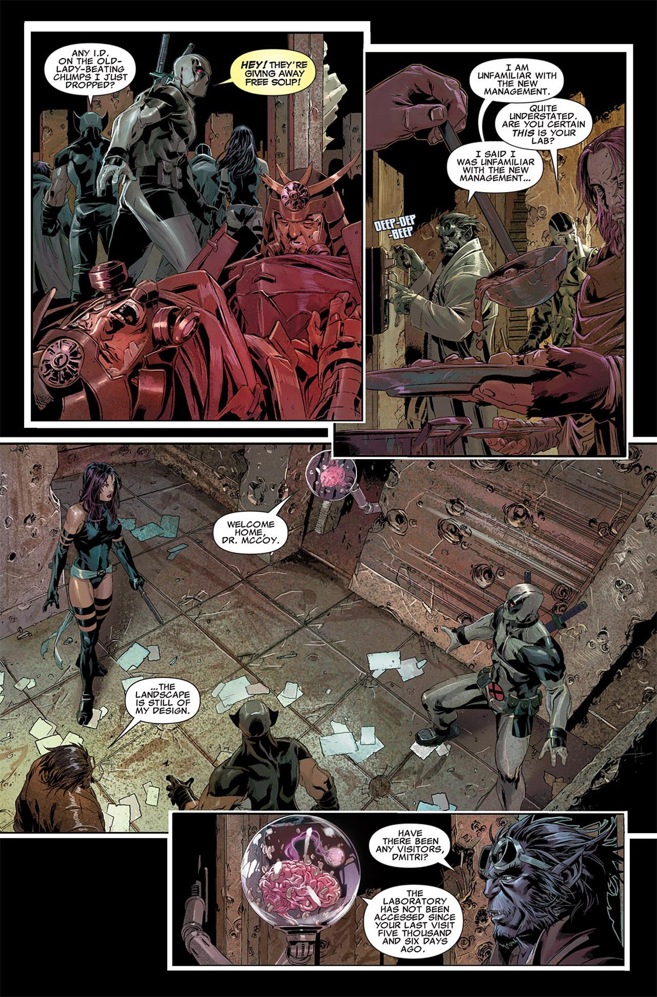 Uncanny X-Force (2010) #11 #26 - English 8