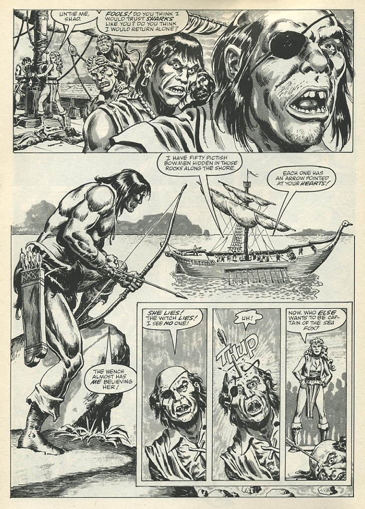 The Savage Sword Of Conan Issue #139 #140 - English 14