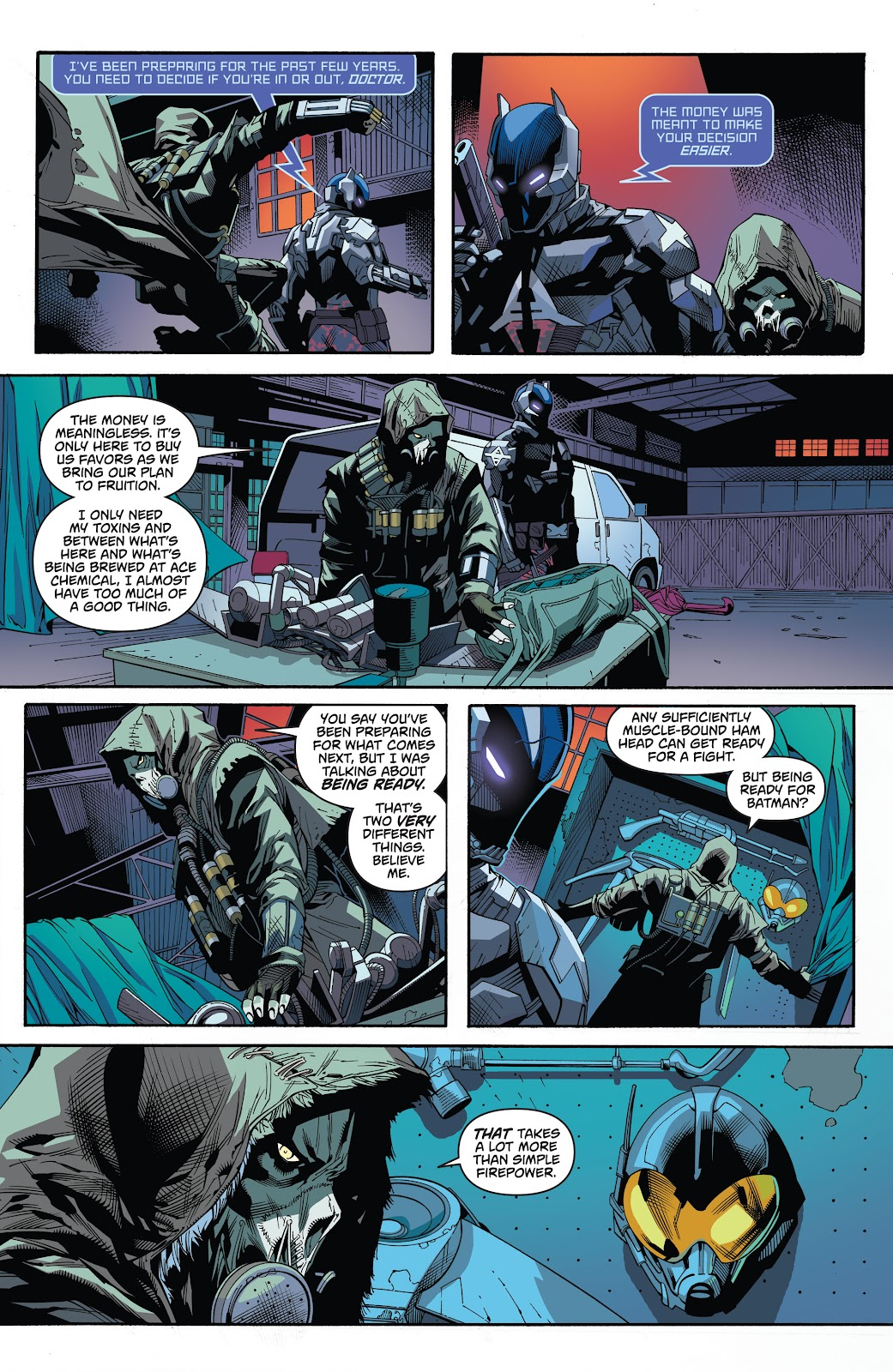 Batman: Arkham Knight [I] _Annual 1 #1 - English 13