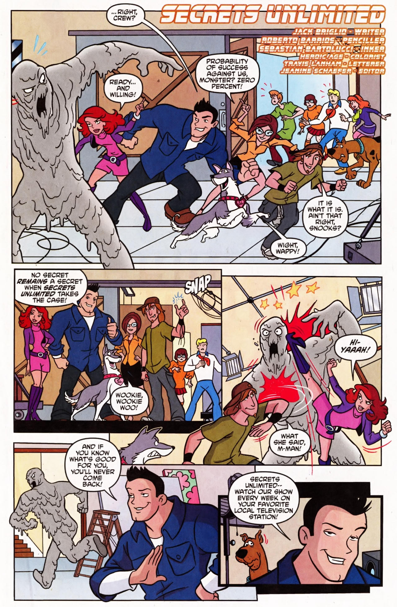 Read online Scooby-Doo (1997) comic -  Issue #133 - 11