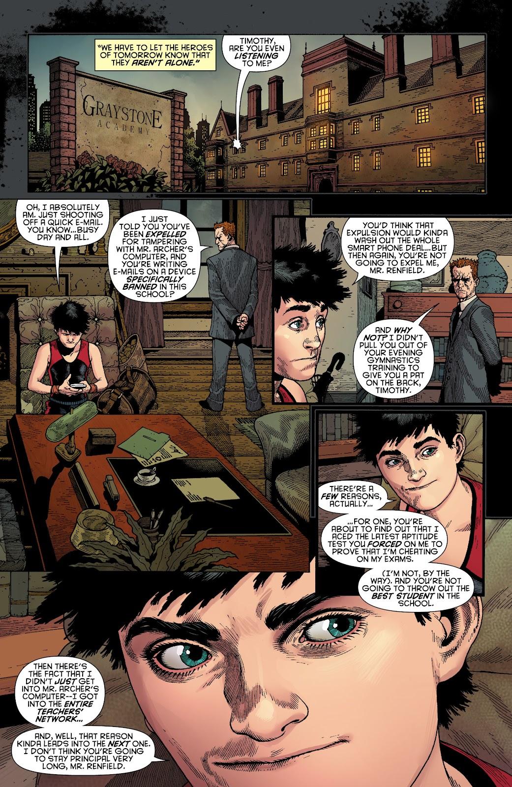 Batman (2011) Issue #0 #15 - English 23