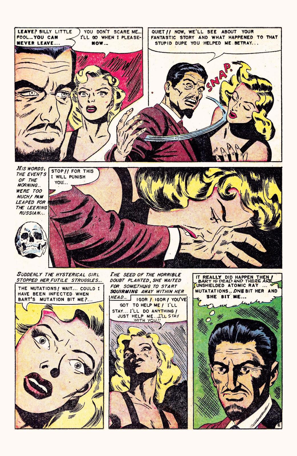 Haunted Horror Issue #27 #27 - English 35