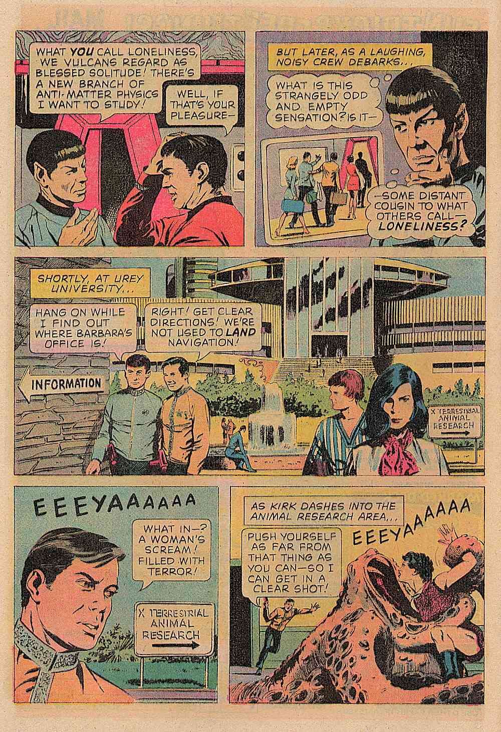 Star Trek (1967) Issue #40 #40 - English 8