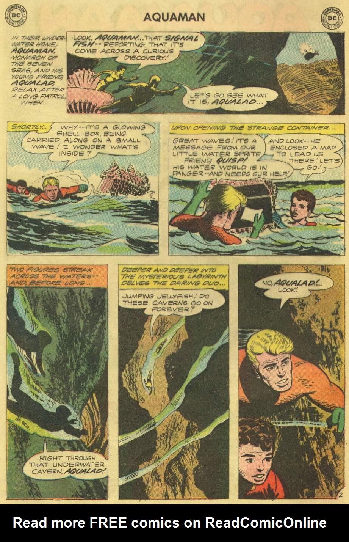 Aquaman (1962) Issue #10 #10 - English 4