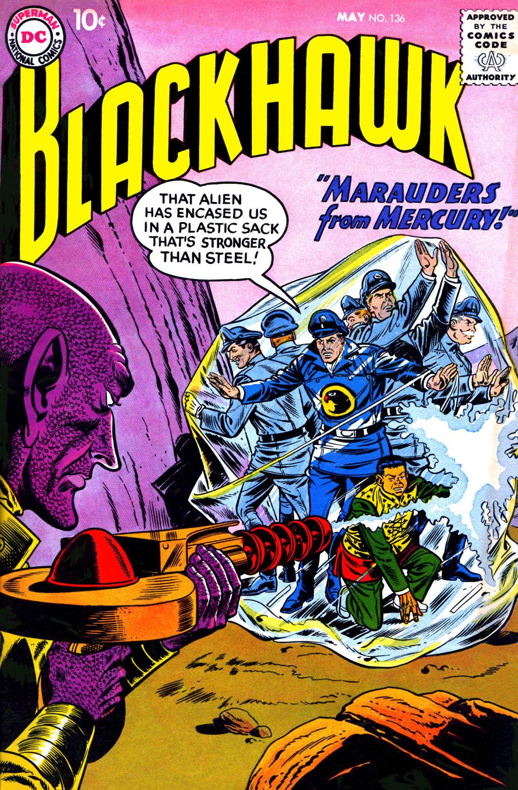 Blackhawk (1957) 136 Page 1