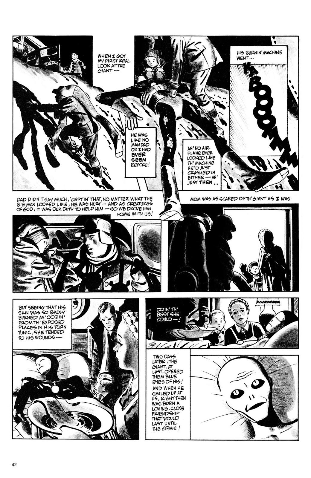 Creepy (2009) Issue #1 #1 - English 44